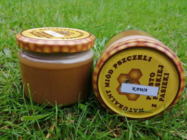 Creamed Honey - Coffee