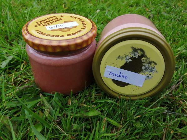 Creamed Honey - Raspberry