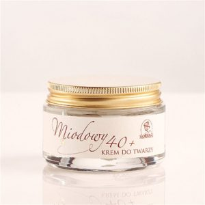 honey face cream
