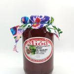 Raspberry Honey 100% Organic And Natural Raw Honey 1100g Image