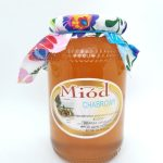 Cornflower Honey, Raw, Unfiltered, Unpasturised 100% Pure Honey 1100g Image
