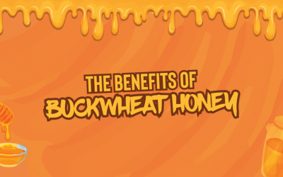 THE BENEFITS OF BUCKWHEAT HONEY