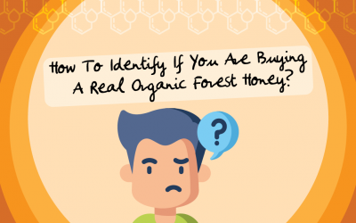 How To Identify If You Are Buying Real Organic Forest Honey?